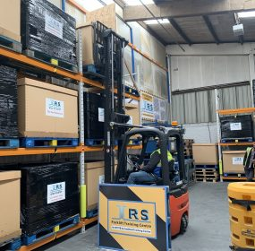 forklift training erdington