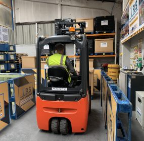 forklift training sutton-coldfield