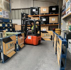 forklift training walsall