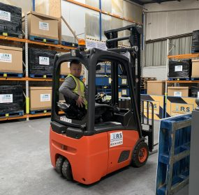 forklift training willenhall